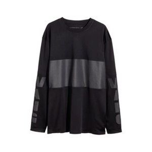 Alexander Wang x H&M Long Sleeve Shirt Small